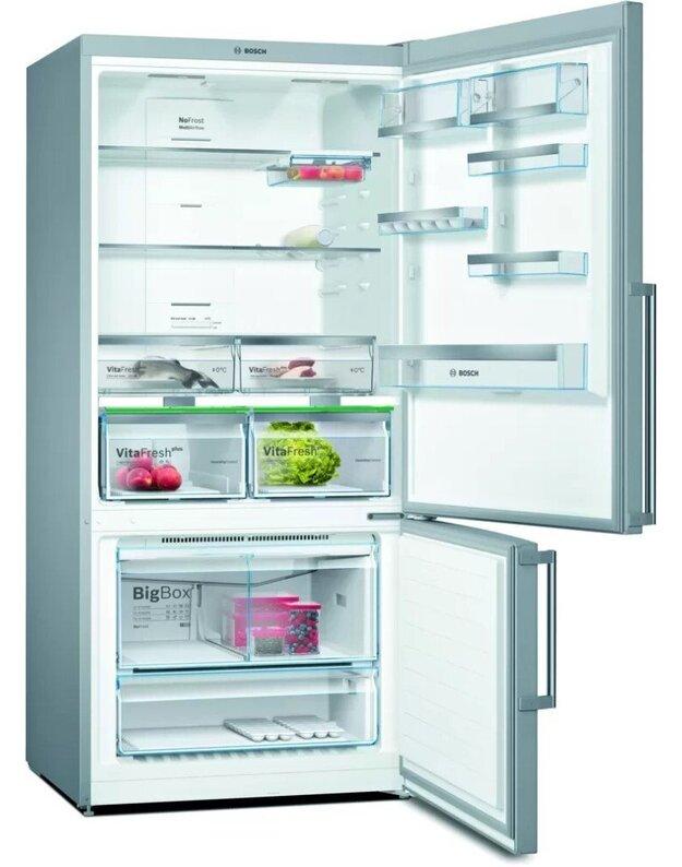 Šaldytuvai Bosch KGN86AIDP
